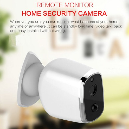 Long Battery Life WIFI Camera, HD720P, H.264, Nightvision - 2