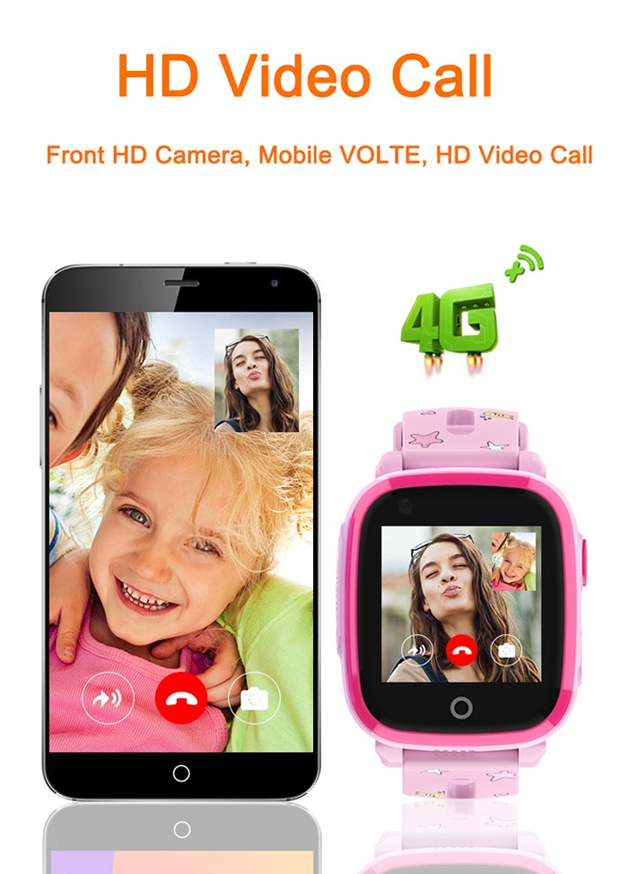 GPS032W - Waterproof Video Call Watch 12