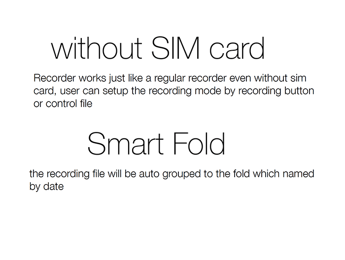 Remote Sim Card Voice Spying Device, Monitor the kids when you are away - 11