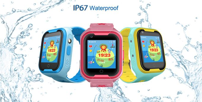 Waterproof 4G Video Call Watch
