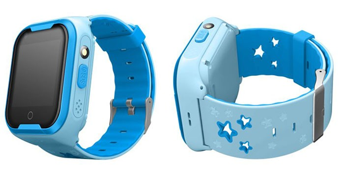 Waterproof 4G Video Call Watch - Physical Appearance