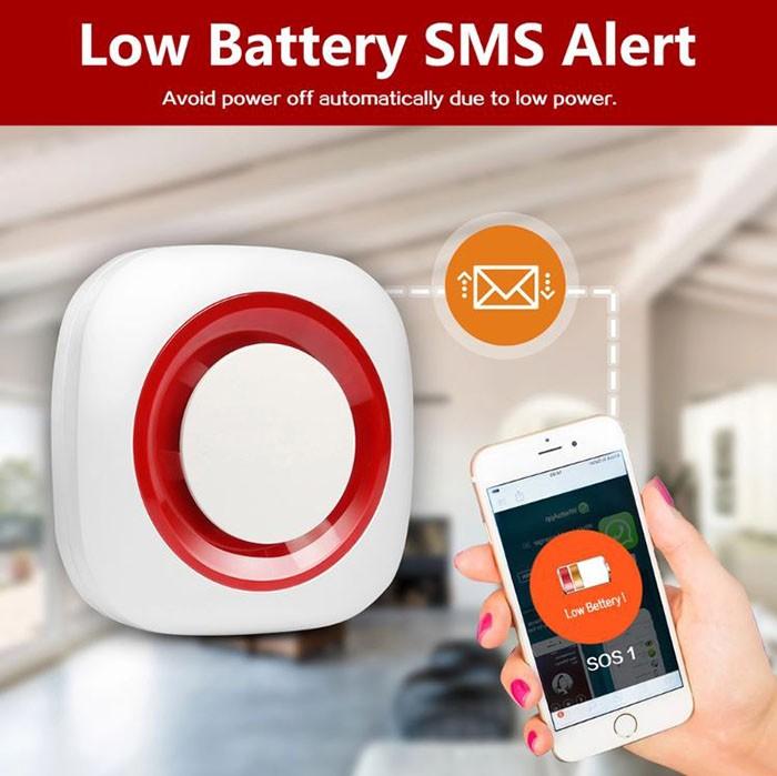 Wireless Portable Smart Nursing Call alarm - 8