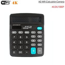4K WIFI Calculator Camera, Support Max SD Card 128GB - 1 250px