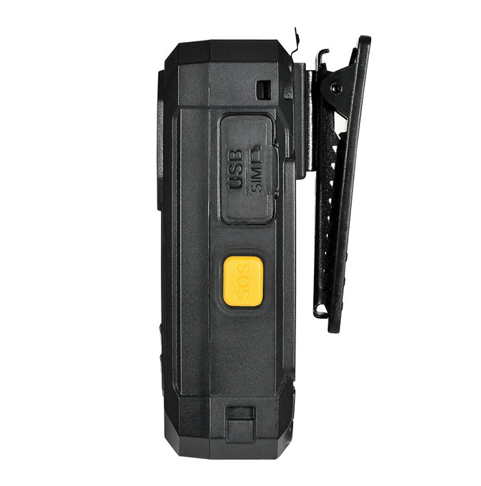 Mini WIFI,GPS,3G,4G Body Worn Camera - 4