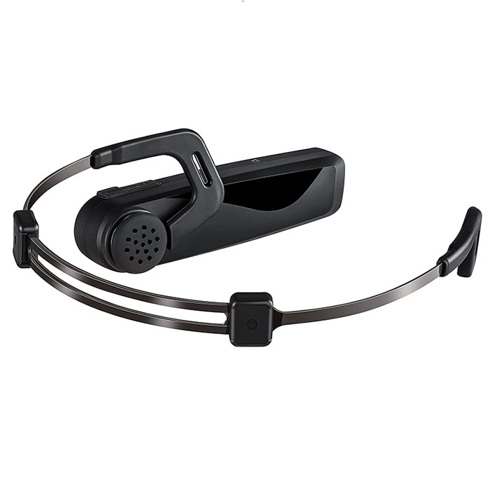 Mini Wearable Headset Body Worn Camera 6
