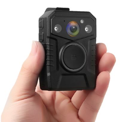 Secure Mini Body Worn Camera with AES256 & RSA2048 Encryption (Without LCD Screen) - 1