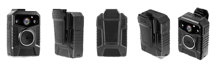 Secure Mini Body Worn Camera with AES256 & RSA2048 Encryption (Without LCD Screen) - 2