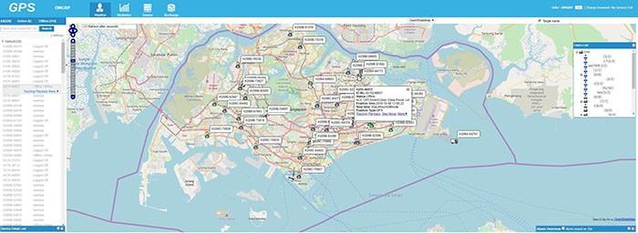 GPS013D - GPS Car Tracker - Webbase portal 700x