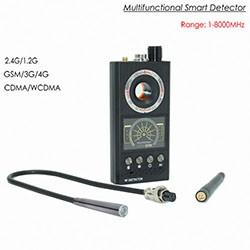 Multifunctional Detector, RF Signal, Mobile Phone, Camera lens, Magnet Detector - 1 250px