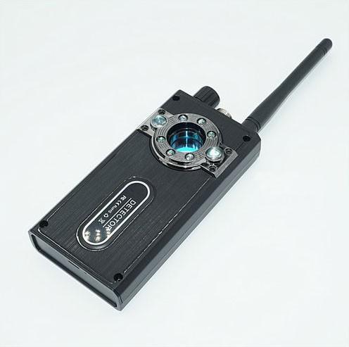 Multifunctional Detector, RF Signal, Mobile Phone, Camera lens, Magnet Detector - 6