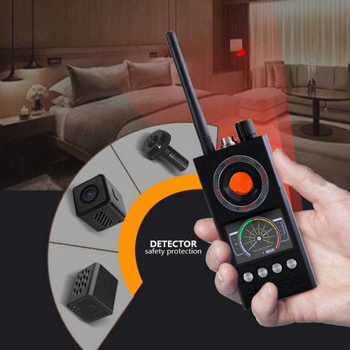 Multifunctional Detector, RF Signal, Mobile Phone, Camera lens, Magnet Detector - 7