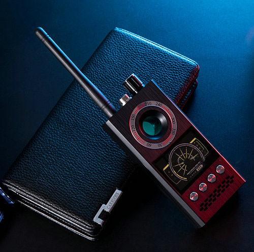 Multifunctional Detector, RF Signal, Mobile Phone, Camera lens, Magnet Detector - 8
