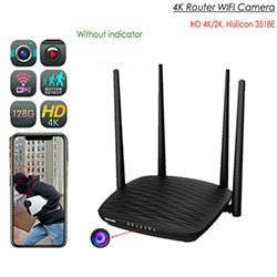 SPY296 - 4K WIFI Router Camera, HD 4K2K, Hisilicon 3518E, 2.0MP Camea,TF Max 128G 01 250x