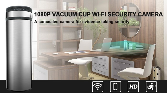 SPY298 - HD 1080P Cup Wi-Fi Security Camera 01