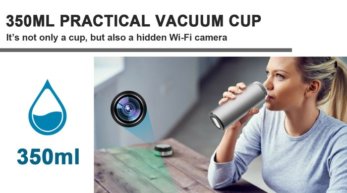 SPY298 - HD 1080P Cup Wi-Fi Security Camera 05