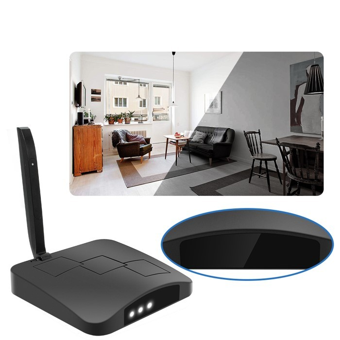SPY299 - HD 1080P Dummy Router Wi-Fi Security Camera 02x700