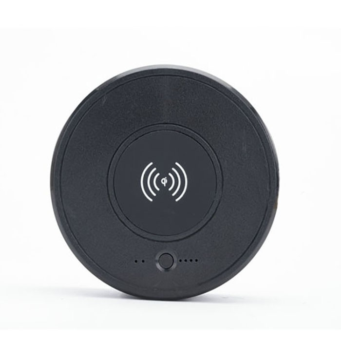 SPY300 - WIFI Speaker Kamera, Wireless Ladegeréit + Bluetooth Speaker 09