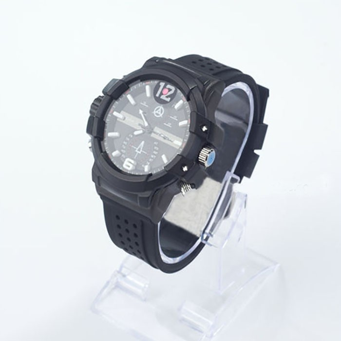 SPY301 - Low illumination 2K Watch Camera,HD1296P 30fps, H.264 MOV, Built in 16G, Waterproof 03