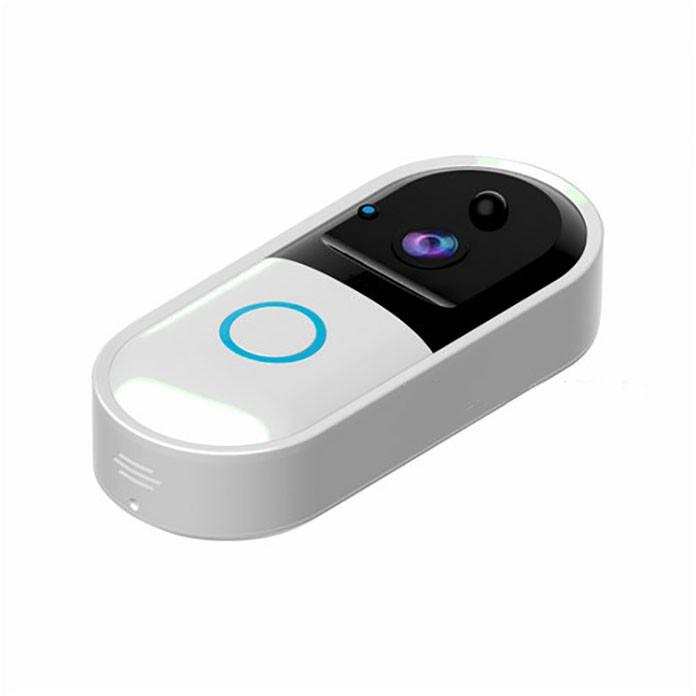 SPY303 - Camera WIFI Smart Doorbell, chilieta HisNicon 3518E, senzor PIR, Nightvision, discuție în două sensuri 03