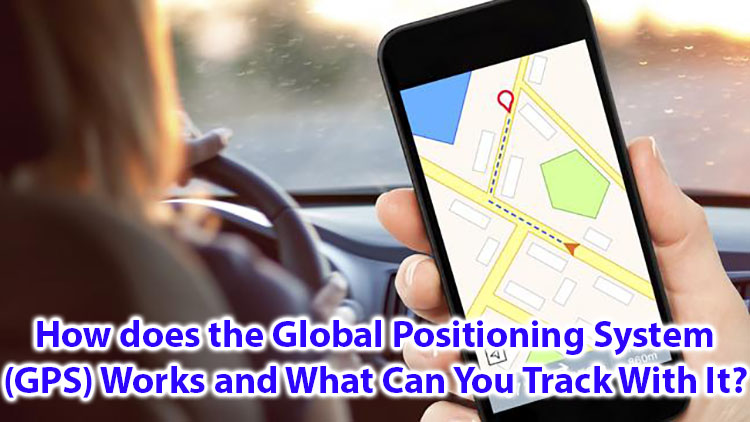 How GPS works and track with it