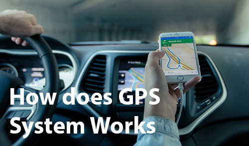 How does a GPS System Works