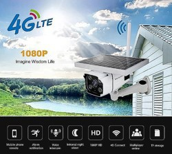 SPY318 - Outdoor Wireless 3G 4G security ip Camera with SIM Card 250x