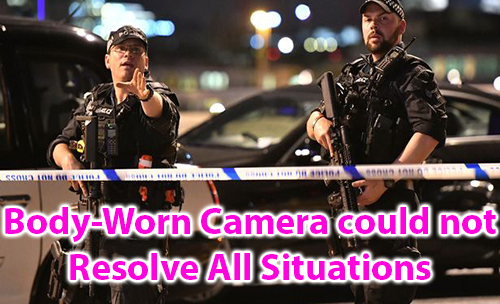 Body-Worn Camera could not Resolve All Situations