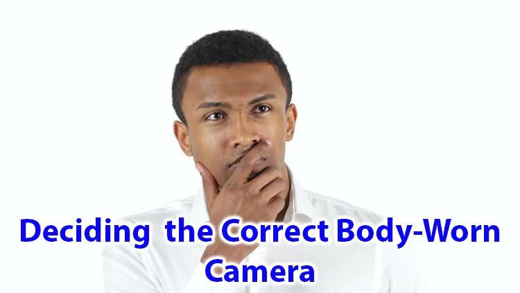 Decidir la càmera correcta que portava el cos