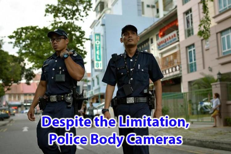 د محدودیتونو سره سره ، د پولیسو د بدن کیمرې لاهم مشهورې دي