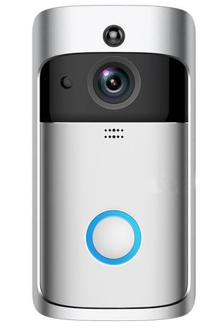 SPY328 - WIFI Video Doorbell, lens sa Widescreen - 140degree Camera nga adunay Nightvision 3