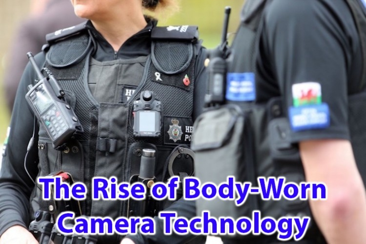 Rise of Technology-Worn Camera