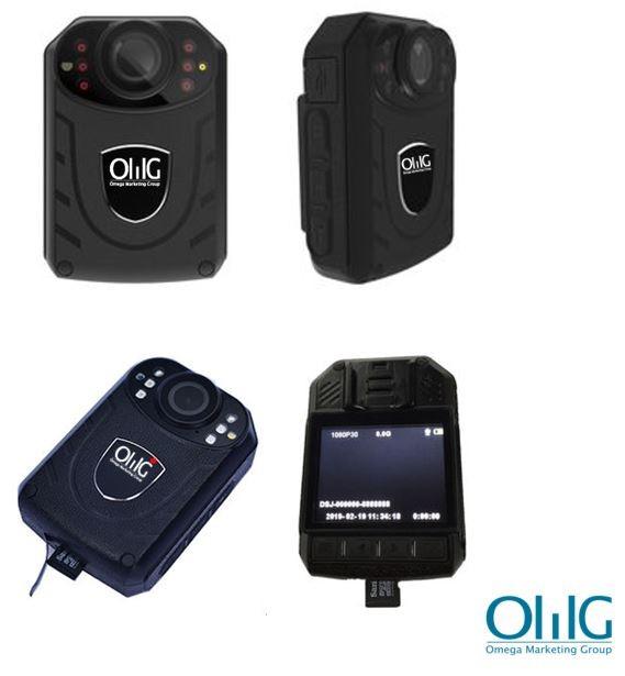 BWC055 - Mini Body Worn Camera, support SD Card - Full View