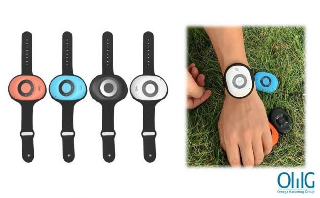 GPS040D - iHelp2.0 Elderly Dementia 4G GPS Tracking Keychain - Wristband 03 new