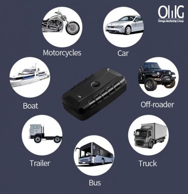 Hidden SPY Vehicle Car Magnetic GPS Tracker - OMGGPS013D 02 new