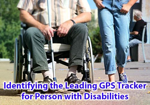 Визначення провідного GPS-трекера для людей з обмеженими можливостями