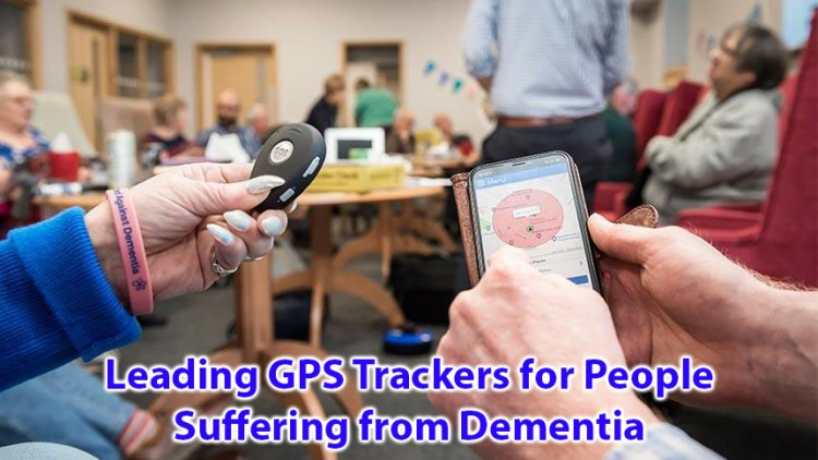 Leading GPS Trackers for People Suffering from Dementia