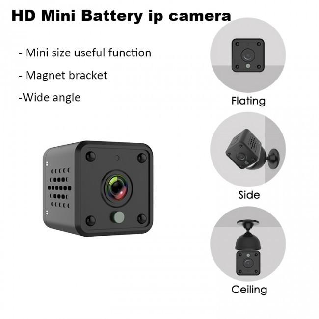 SPY334 - Mini Car Cam, support 7 days recording
