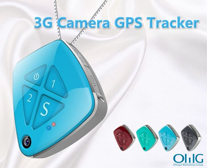 3G GPS TRACKER WITH CAMERA 2017