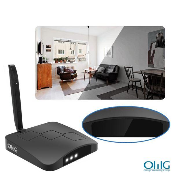 SPY299 - Caméra de sécurité Wi-Fi HD 1080P Dummy Router