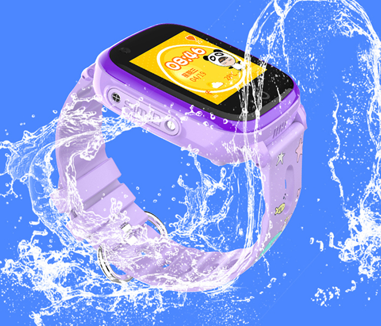 GPS032W - Waterproof Video Call Watch - Waterproof