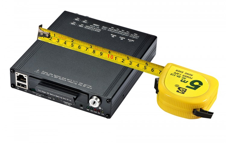 MDVR010 - Ambulance Vehicle Monitoring Solution - Lighter, smaller, and easier to install 02