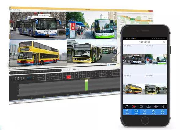 MDVR010 - Ambulance Vehicle Monitoring Solution - Live Video via 4G 02