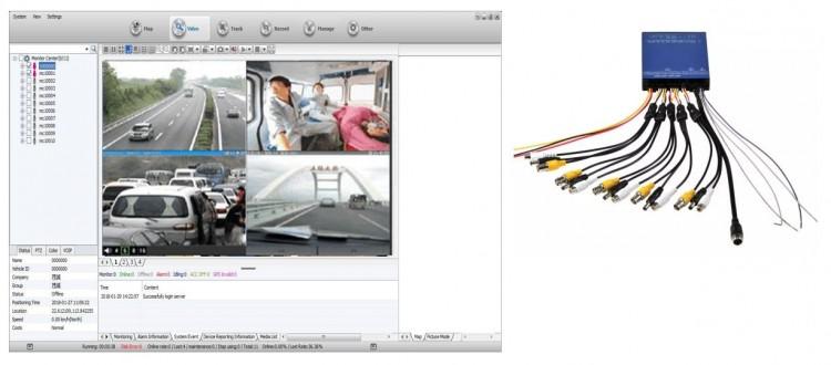 MDVR010 - Ambulance Vehicle Monitoring Solution - Live Video via 4G 03