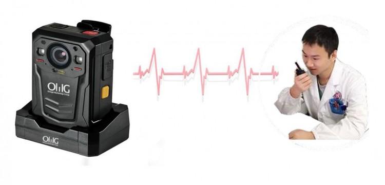 MDVR010 - Ambulance Vehicle Monitoring Solution - Two WayCommunication