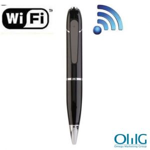 WiFi Spy Pen Hidden Camera