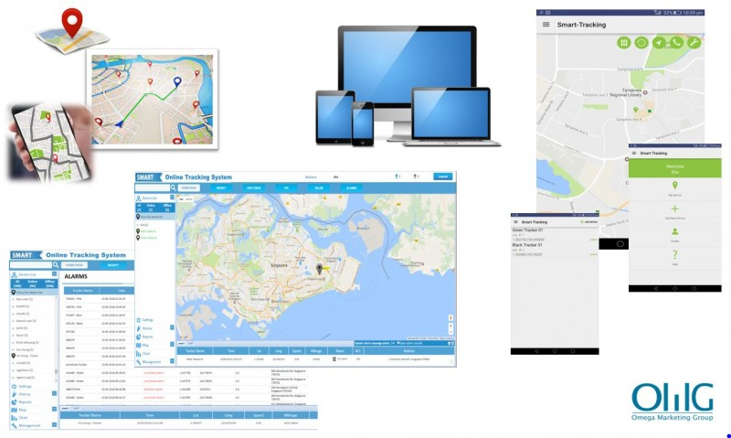 iHelp 2.0 - Man Down-systeem - Veiligheidsoplossing voor alleenwerkers - Web- en mobiele apps voor monitoring