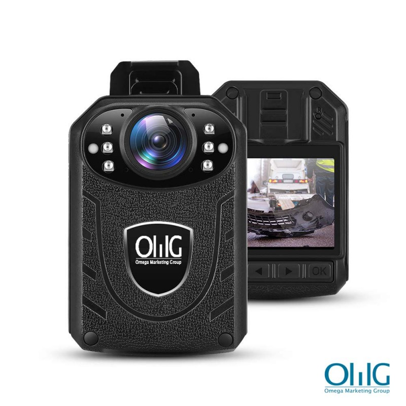 BWC055 – Mini Body Worn Camera with Removable SD Card - Main Image