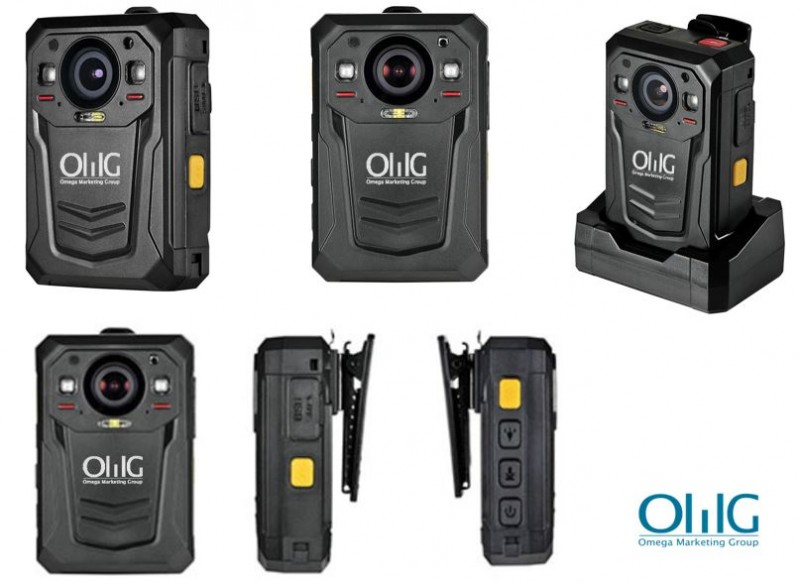 BWC058 - High Compression Body Worn Camera