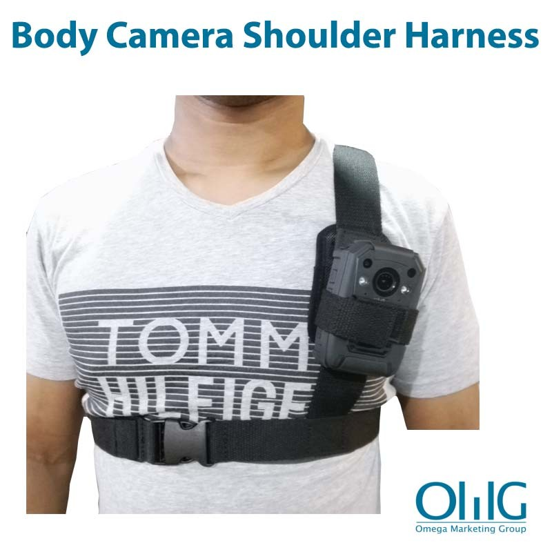 OMG BWA003 - Police Body Worn Camera - Accessories - Shoulder Harness