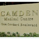 Clienți de soluții OMG - Camden Medical Center